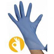 Nitril handschoenen blauw maat XXL