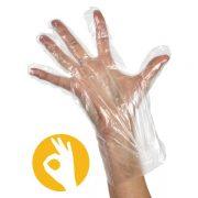 Benzine handschoen