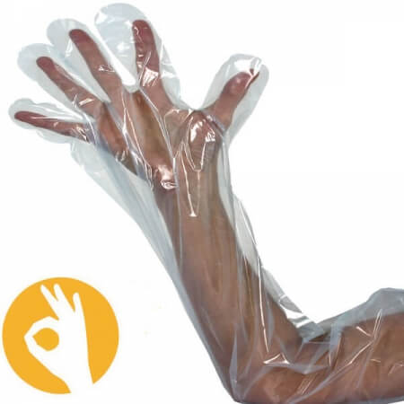 veterinaire handschoen