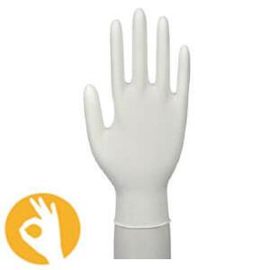 Nitril handschoenen classic wit