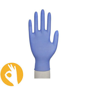 nitril handschoenen excellent blauw