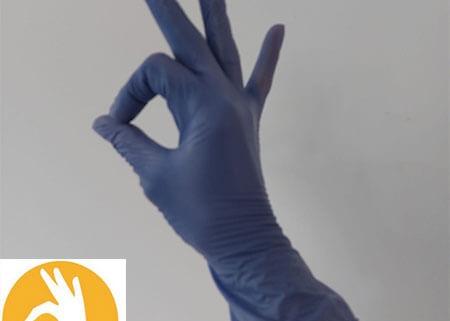 Vitrile handschoenen